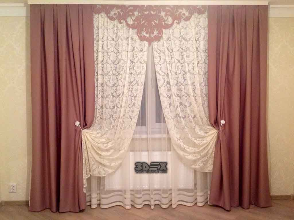 Top 50 curtain design ideas for bedroom modern interior ...