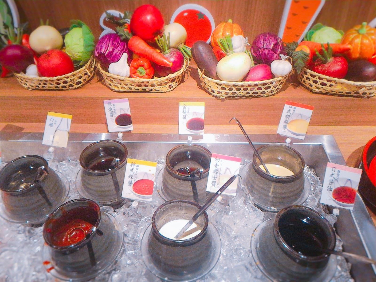 2016 10 16 19 32 49 - 【台南東區】涮乃葉吃到飽日式涮涮鍋 - 新鮮蔬菜與手工拉麵,還有超濃郁的霜淇淋!