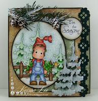 http://frommycraftroom.blogspot.ca/2013/11/noel-4-step-card.html