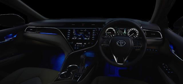 Novo Toyota Camry 2018