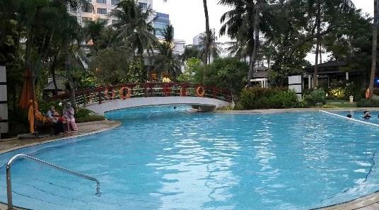 Kolam Renang Jaka permai Waterpark