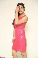 Shipra Gaur in Pink Short Micro Mini Tight Dress ~  Exclusive 102.JPG
