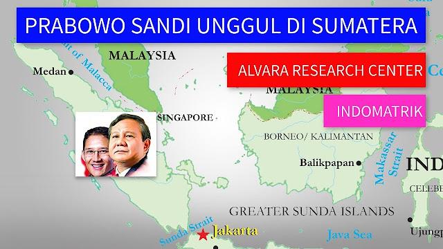 Kader Demokrat Klaim Peta Suara Sumatera Milik Prabowo-Sandi