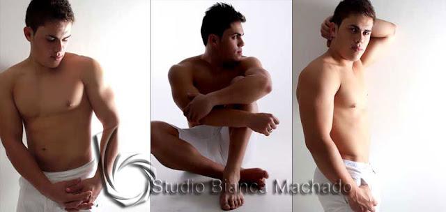Fotos Book Modelo Masculino