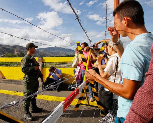Frontera será abierta este domingo por 12 horas en Táchira