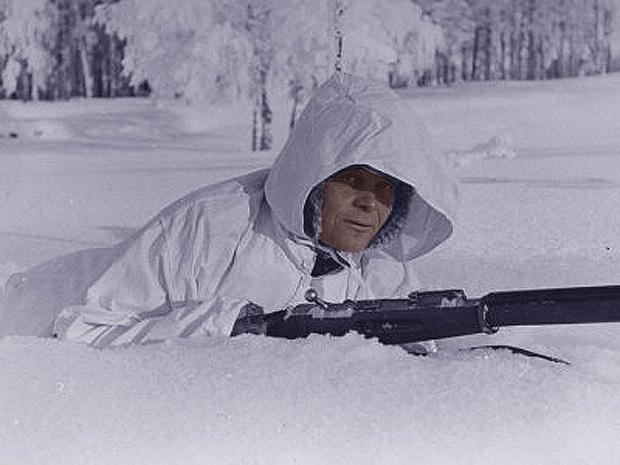 24 November 1939 worldwartwo.filminspector.com Finnish soldier