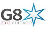 Cumbre del G8 en 2012 en Chicago