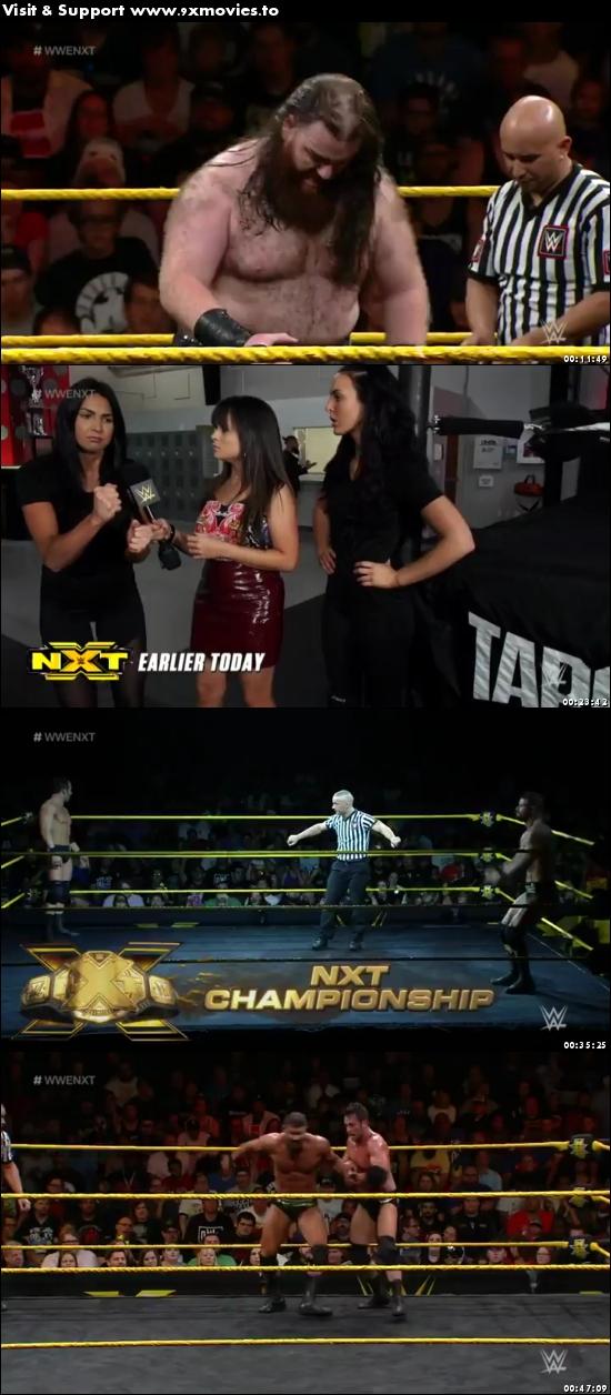 WWE NXT 05 July 2017 WEBRip 480p 200MB