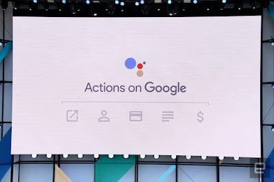 what is actions on google
