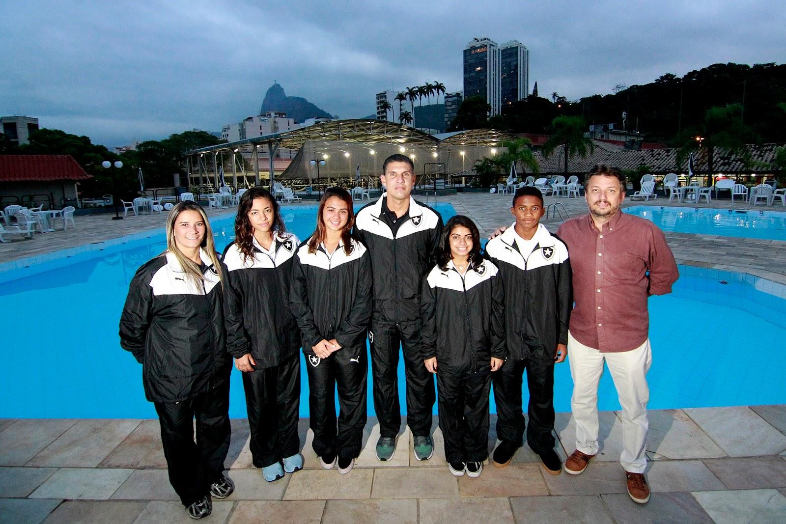 A nova equipe Botafoguense tem como primeiro desafio o Troféu Brasil cc173b76078a3