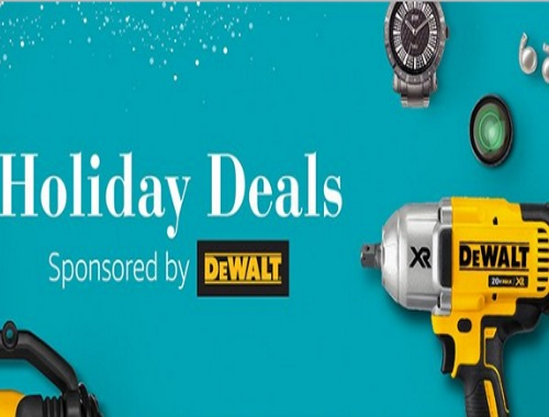 Amazon Holiday Deals