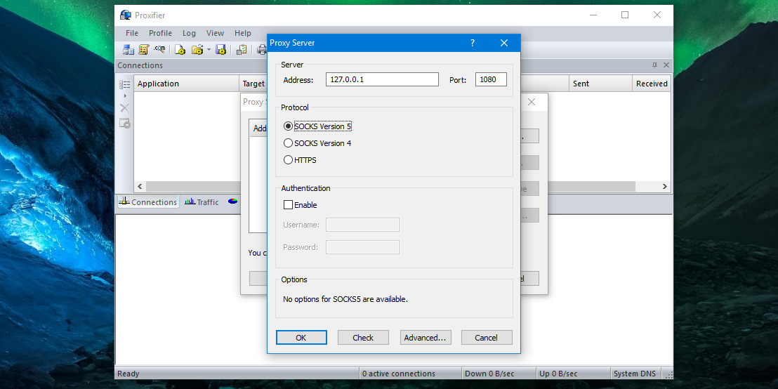 Cara Login SSH Menggunakan Bitvise dan Proxifier (Manual)