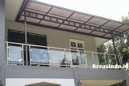 Jasa Railing Balkon Kaca di Tangerang dan Sekitarnya Harga Bersaing
