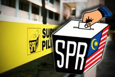 Cara Daftar Mengundi dan Semakan Pemilih Secara Online