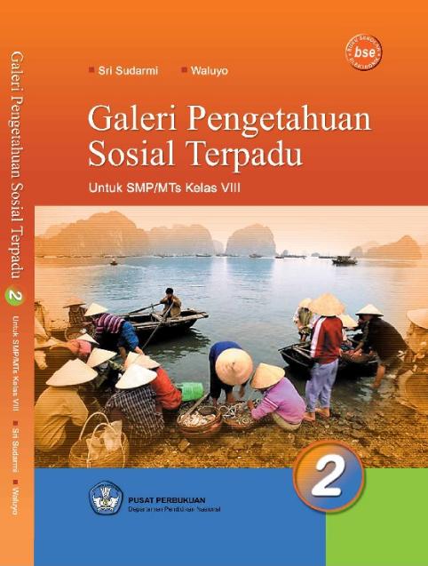 Download Buku Siswa KTSP SMP dan MTs Kelas 8 Galeri Pengetahuan Sosial Terpadu