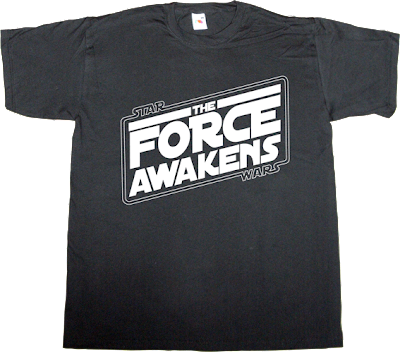 star wars movie fanboy the force t-shirt ephemeral-t-shirts