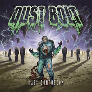 "Ο δίσκος των Dust Bolt ""Mass Confusion"""