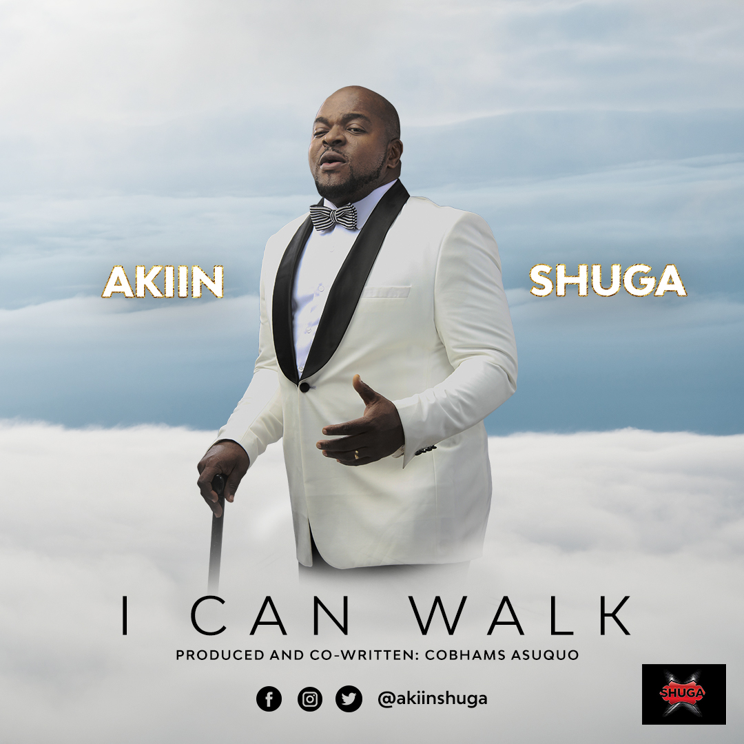 Akiin Shuga. I Can Walk. Cobhams