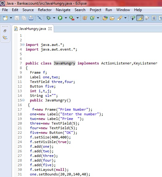 How to Create an Executable Jar or Java exe file using