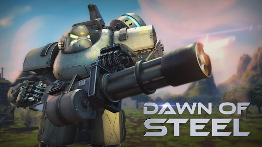Windows Hive: RTS game Dawn of Steel coming to Windows Store next year