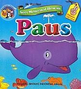 Seri Mengenal Hewan – Paus – Bilingual & Full Colour