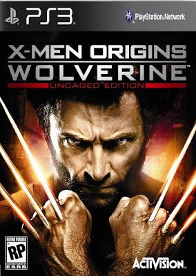 x-men origins wolverine ps3 torrent