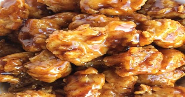 Crispy Honey Chicken Recipe
