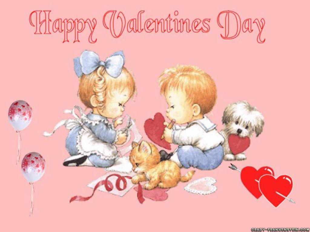 PD Wallpaper: Valentine Wallpaper