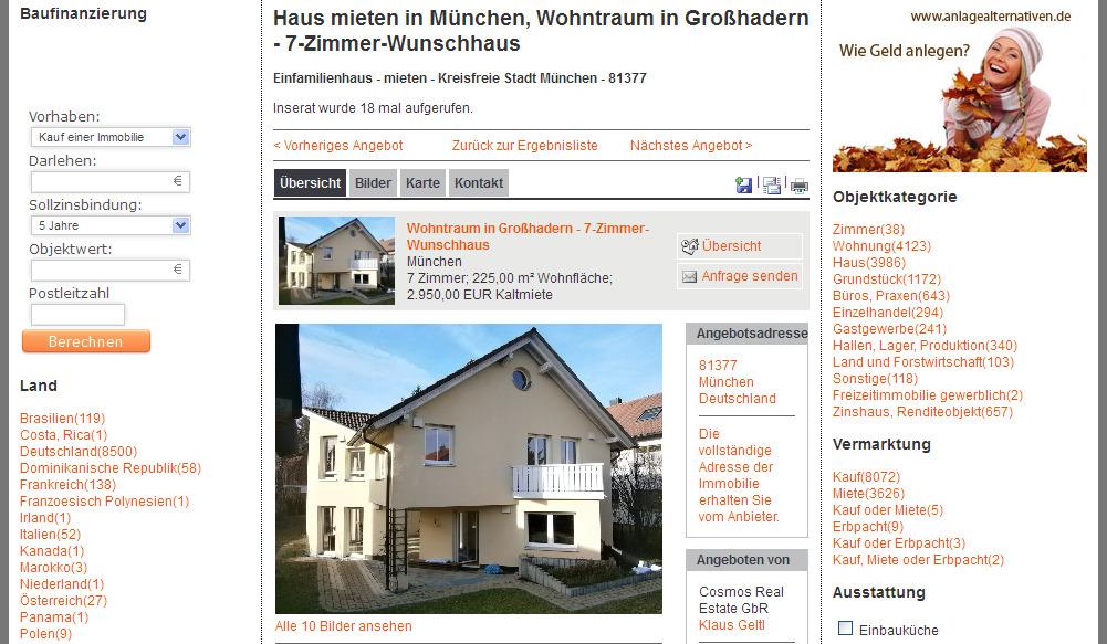 Wohnungsbetrug Blogspot Com Alias Electronic Engineer