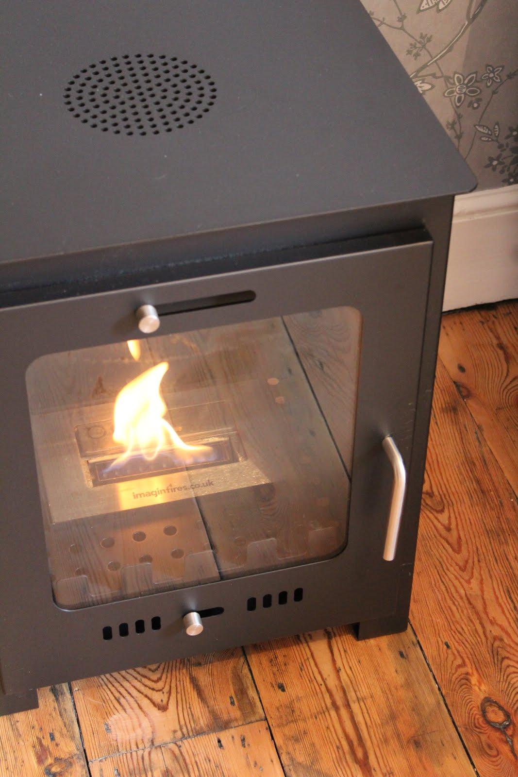 Alternative Wood Burner without flue