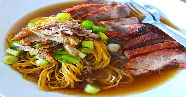 Homemade Noodle Soup Recipe