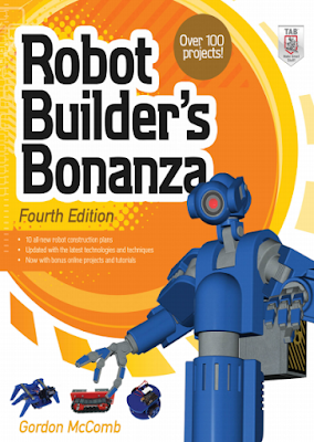 Robot Builder's Bonanza cover photo