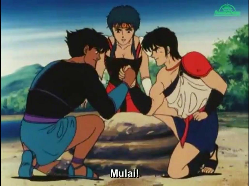 Download Tenku Senki Shurato Episode 36 Subtitle Indonesia
