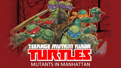 Baixar Teenage Mutant Ninja Turtles: Mutants in Manhattan (PC) 2016 + Crack