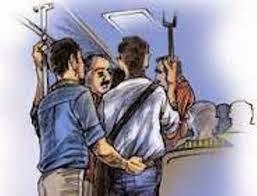 pencopet dalam bus
