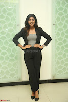 Actress Eesha Looks gorgeous in Blazer and T Shirt at Ami Tumi success meet ~  Exclusive 192.JPG