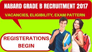 NABARD Recruitment 2017