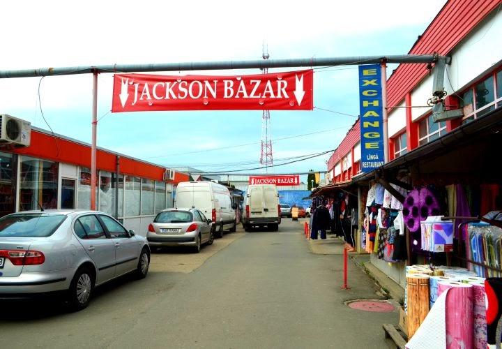 Jackson Bazar Arad