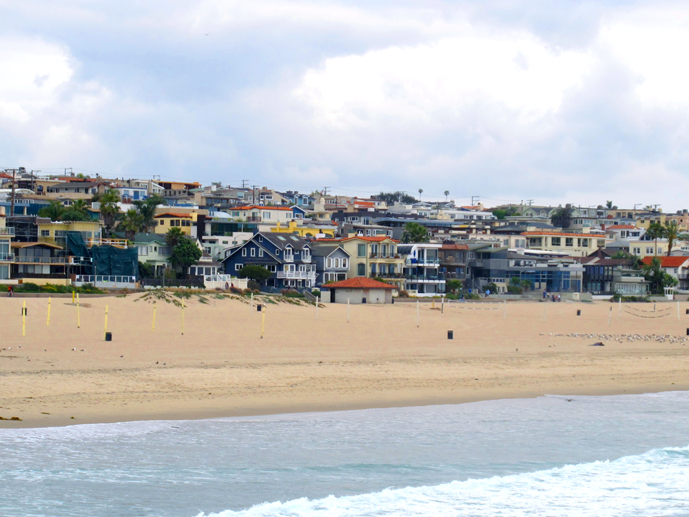 Manhattan Beach, LA - Los Angeles, California - travel blogger