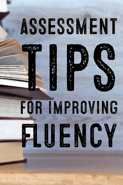 Looking to boost your students' fluency?  Carefully assessing where your students are is key to moving them forward.