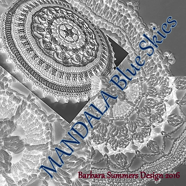 how to crochet mandalas, crochet patterns, mandalas, coasters, placemats, doilies,