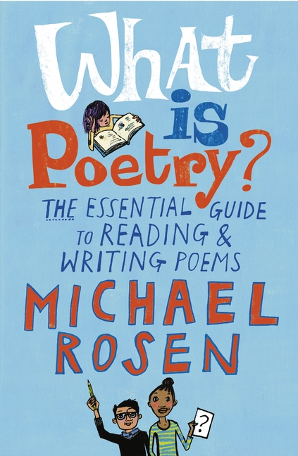 Poetry Book Cover Guide ~ Kids book review what is poetry the essential