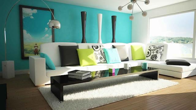 أجمل تصاميم ديكورات غرف جلوس