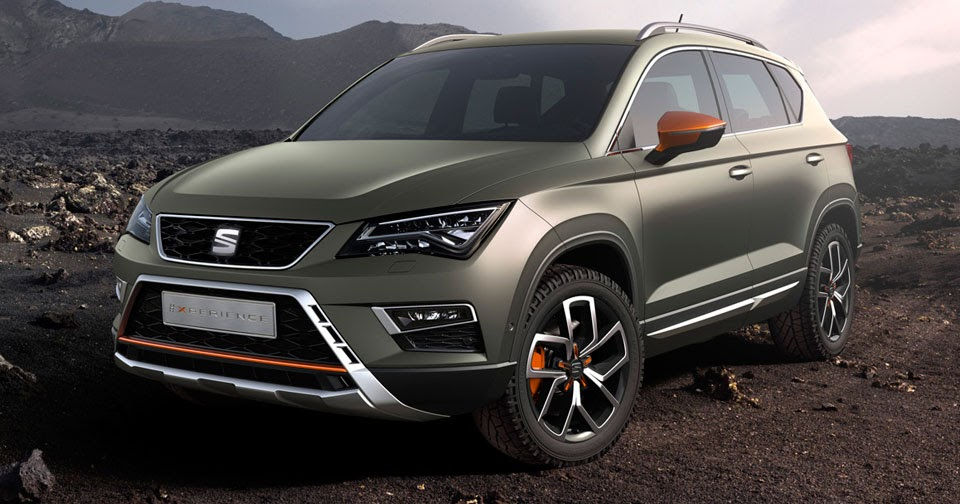 seat 39 s upcoming arona suv to get rugged off road version. Black Bedroom Furniture Sets. Home Design Ideas