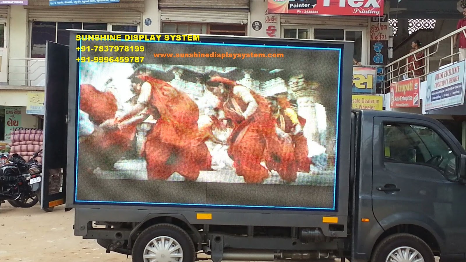 Sunshine Led Boards & Display Systems