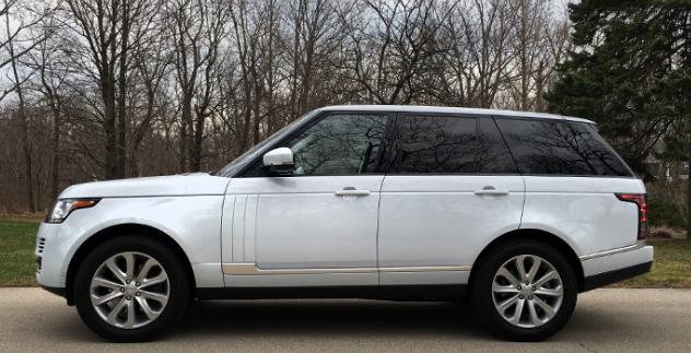 2016 Range Rover Td6 Diesel Interior