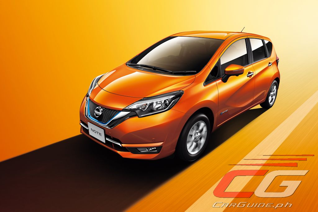 Nissan Is Studying To Bring In The Note E Power Into The Philippines