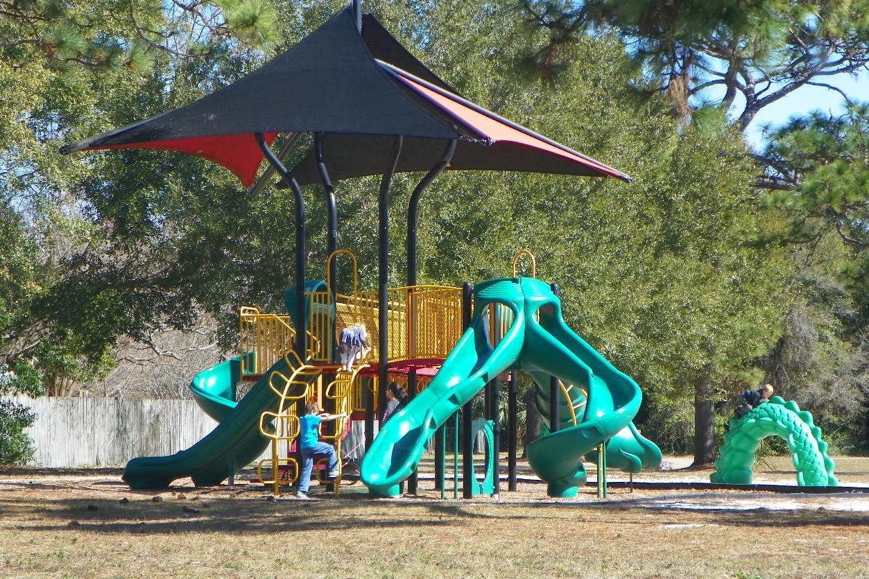 Miralla Park in Cordova Park Subdivision in Pensacola, FL 32503