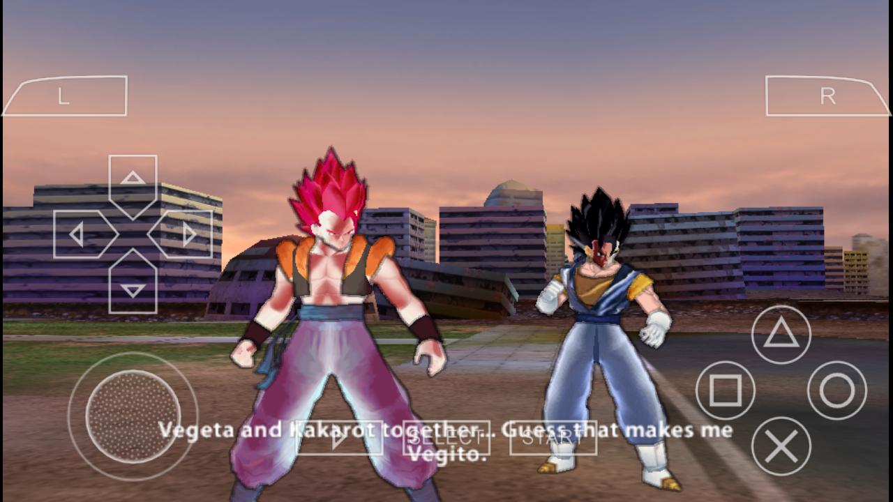 dragon ball z budokai tenkaichi 3 modded iso download