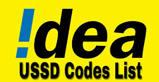 IDEA Balance Check USSD Codes - How To Check IDEA Net Balance